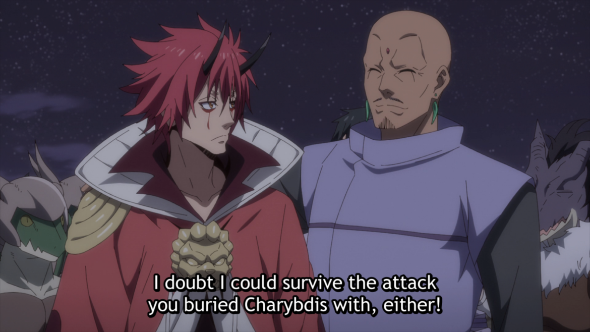 That Time I Got Reincarnated as a Slime Episode 44 Review
