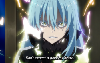 That Time I Got Reincarnated as a Slime Episode 45 - Rimuru angry at Clayman