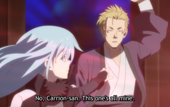 That Time I Got Reincarnated as a Slime Episode 47 - Rimuru and Carrion